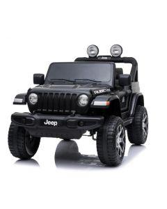 Jeep kids car Wrangler black