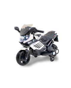 Kijana electric kids motorcycle superbike black - white