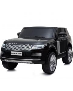 Range Rover electric kids car 2 seater black