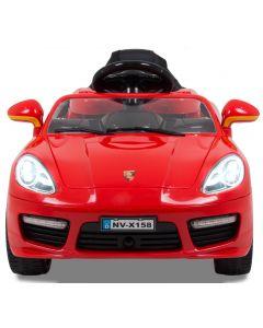 Speedster OC kids car red 12V