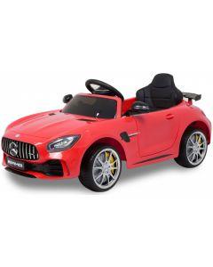 Mercedes kids car GTR red