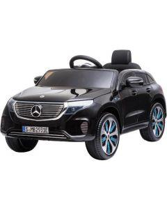 Mercedes kids car EQC black