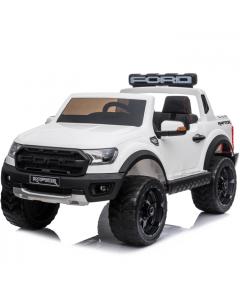 Ford electric kids car Raptor white