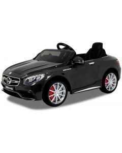 Mercedes kids car S63 AMG black