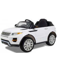 Kijana kids car Rover  white