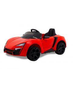 Kijana kids car Spider red