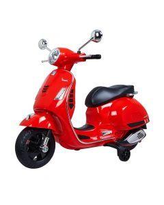 Vespa kids scooter GTS red