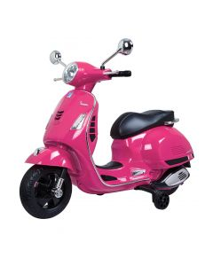 Vespa kids scooter GTS pink