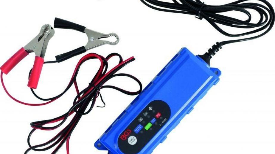 6V and 12V battery charger, why invest?